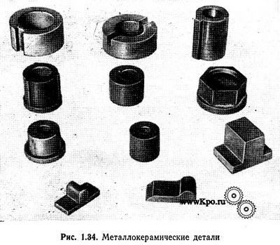 Изготовление деталей - КПО